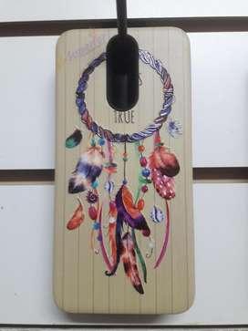 Funda Tpu Antigolpe Huawei Mate 10 Lite Diseño 1 Obelisco