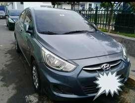 Hyundai accent Dual