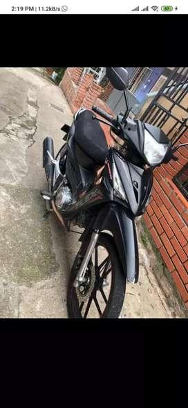 Vendo moto akt flex 125cc