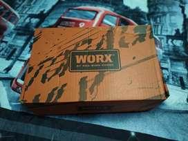 Zapatos  WOKX de seguridad industrial (precio negociable)