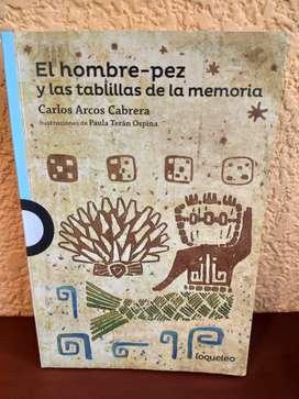 Libro El Hombre Pez Y Las Tablillas De La Memoria