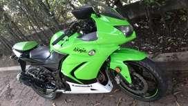 Kawasaki ninja 250r 2010 importada único dueño