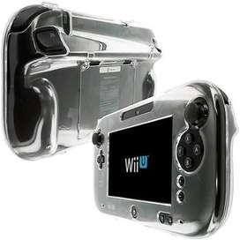 Carcasa Funda Protectora Acrílico Nintendo Wii U Profesional