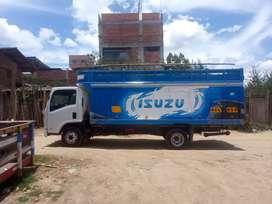 Vendo Camión Izusu año 2018 de 5T