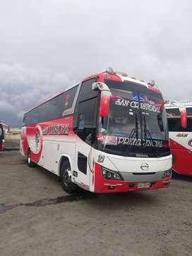 Vendo bus interprovincial MARCA HINO