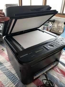Vendo impresora fotocopiadora multifuncional laser inhalambrica
