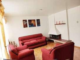 Alquiler de Suite, Amoblada, Una Habitación, un Mes de Garantía. Sector La Colón