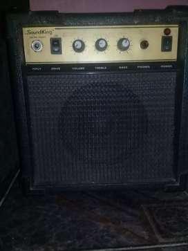 Amplificador Sound King 10watt