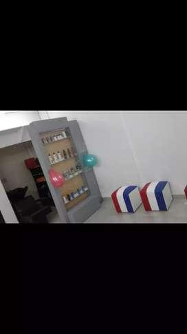 Muebles de comercio