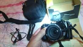 Nikon L830 liquido !
