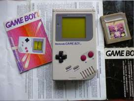 NINTENDO GAME BOY CLÁSICO
