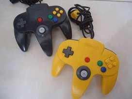Control N64 precio x unidad