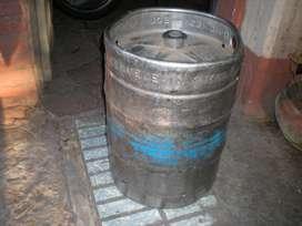 barril emvase de cerveceria quilmes de 50l