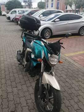 Vendo moto FZ 2.0 modelo 2019 precio $6200.000