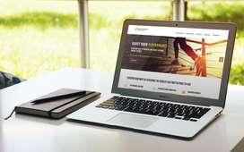 Servicio Profesional de páginas web con hosting y dominio incluido