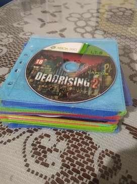 Pack de 21 juegos xbox 360 LT6