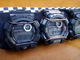 Relojes G Shock
