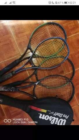 Raquetas $650
