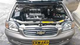 Se vende o cambia Chevrolet en excelente estado con papeles recién sacados