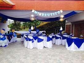 decoración y organización de fiestas