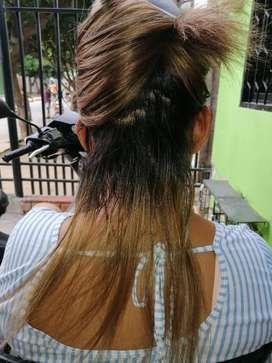 Servicio quita horquillas de tu cabello