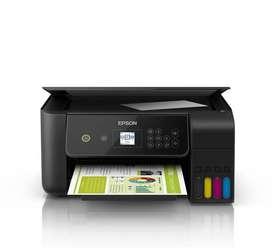 Impresora Multifuncional Ecotank Epson L3160 wifi sistema continuo