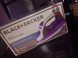 Plancha black +Decker