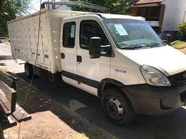 Iveco Daily 70C17 Doble Cabina 2017