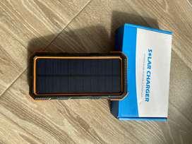 Power Bank Solar 24.000 mAh