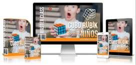 Curso online de Cubo Rubik para Niños