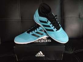 Tennis Adidas Predator 19.3 talla US 9 color Azul