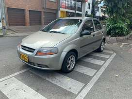 CHEVROLET AVEO SEDAN 1.6/ 2008 FULL EQUIPO ORIGINAL AL DIA