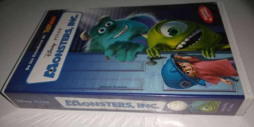 VHS Monster Inc. Disney