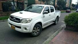 Toyota Hilux 3.0 Vigo 4x4 Diésel 2009