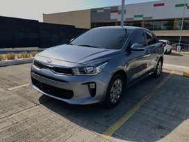 SE VENDE KIA RIO 2018 NEGOCIABLE