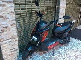 Moto electrica YADEA, no requiere tecnicomecanica ni SOAT