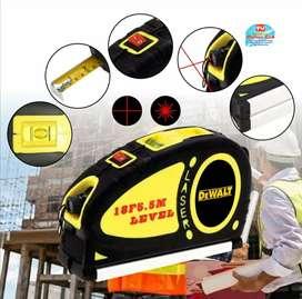 Metro nivel  con lazer  industrial  por mayor y detal