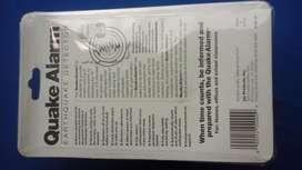Alarma detector para terremotos