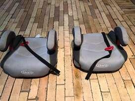 Sillas para niño o niña booster seat