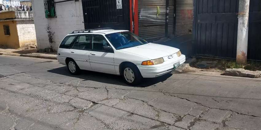 Vendo Ford Escort 0