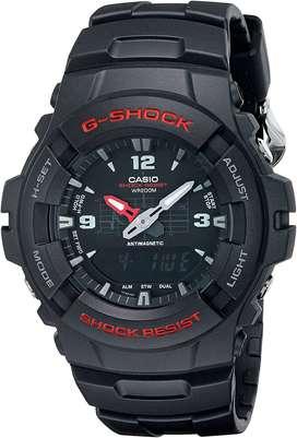 Reloj Casio G-shock G-100-1bv, Nuevo En Caja Y Original