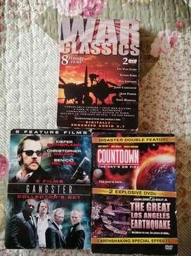 Dvd's en muy buen estado originales