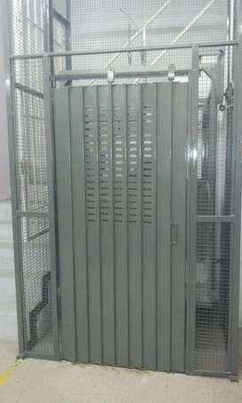 Fabricacion montajes y reparaciones de ascensores domiciliarios ymontacargas