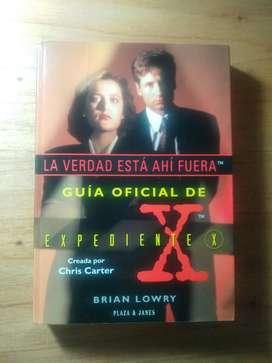 Expedientes X Guia Oficial (X Files)