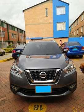 Se Vende Nissan Kicks Advance Modelo 2020 Con Un Kilometraje De 5.290.