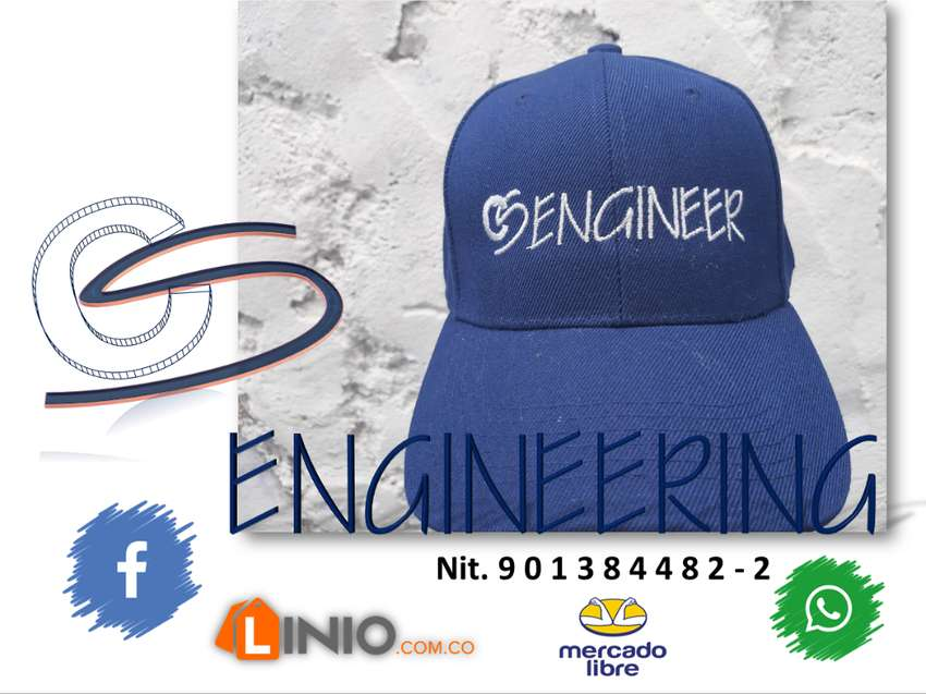 Gorra CS ENGINEERING 0