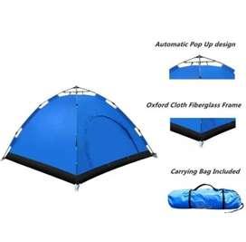 Carpa para Camping Automática 5 Personas