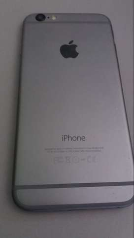 Se vende o cambia iPhone 6 de 64 gb