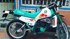 Yamaha dt 125 menta