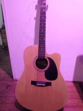 Guitarra electroacústica Accord